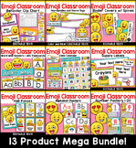 Emoji Theme Classroom Decor Mega Bundle
