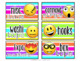 Emoji Classroom Decor Teacher Toolbox Labels