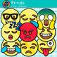 Emoji Clip Art {Emoticons and Smiley Faces for Brag Tags & Classroom Decor}