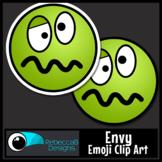 Emoji Clip Art Envy