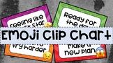 PREVIEW- Emoji Clip Chart