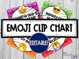 Emoji Clip Chart {EDITABLE}