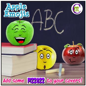 Emoji Clipart Apple Expressions CM