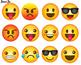Emoji Clipart,Emoji Clip art,Emoticons Clipart,Emoji Face images,feeling Face