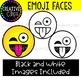 Emoji Clipart: Smiley Face Clipart {Emoticon Clipart}