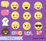Emoji Clipart and Vectors