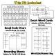 Emoji Code Dolch Sight Words: First Grade Dolch Words - Crack the Emoji Code!