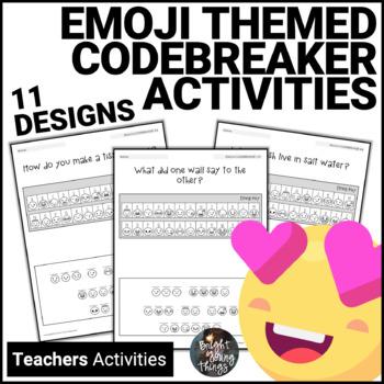 Emoji Codebreaker Jokes and Activities