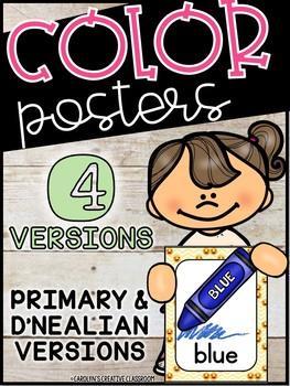 Emoji Color Posters (Set #1) - Emoji Decor