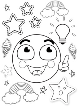 Emoji Coloring Pages - Best Coloring Pages For Kids | 350x255