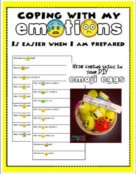Emoji Coping Skills