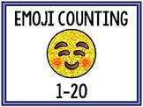 Emoji Count the Room 1-20