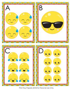 Emoji Count the Room