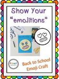 Emoji Craft - Holiday