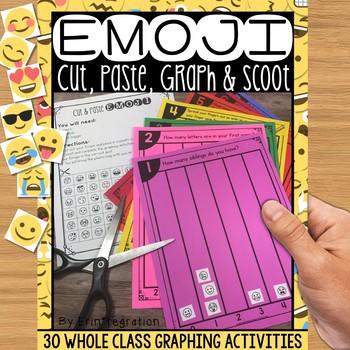 Emoji Cut, Paste, Graph & Scoot