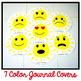 Emoji Daily Reflection Writing Journal