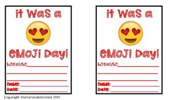 Emoji Day Tag