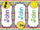 Emoji Desk Tags