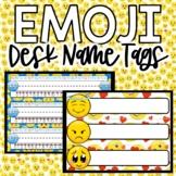 Emoji Desk Tags, Emoji Name Plates, Emoji Name Tags, Emoji