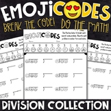 Division Practice   Break the Emoji Code