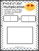Emoji Domino Math Grade 3-5