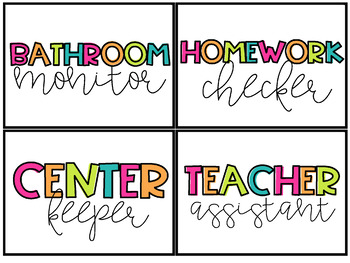 Emoji & Donut Theme Classroom Decor Pack