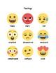 Emoji ELA Graphic Organizers, Character Development Activities, and More!