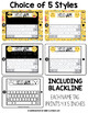 Emoji Editable Name Tags