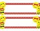 {FREEBIE} Emoji Editable Name Plates