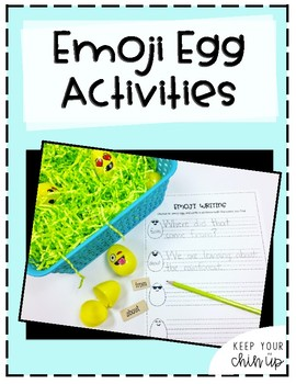 Emoji Egg Activities
