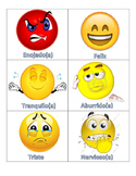 Emoji Emotion Cards