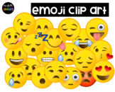 Emoji Emotion Clip Art
