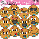 Emoji Emotion Smart Cookie Candy Faces Clipart
