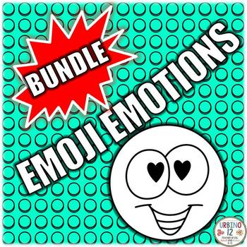 Emoji Emotions BUNDLE