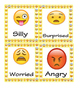 Emoji Emotions Flash Cards/Posters