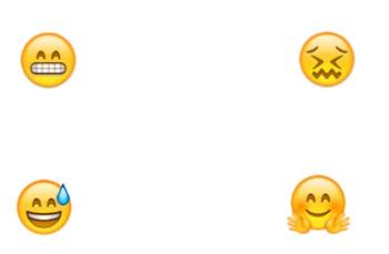 Emoji Emotions Flashcards