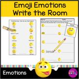 Emoji Emotions Write the Room