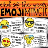 Emoji End of the Year | Last Week of School Activity | Last Day of School