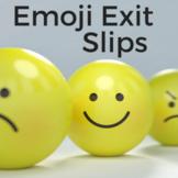 Emoji Exit Slip