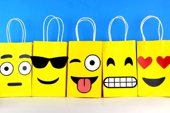 Emoji Goodie Bags