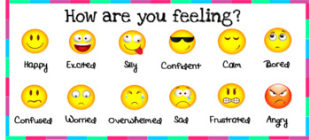 picture relating to Emoji Feelings Printable referred to as Emoji Emotions Chart Worksheets Schooling Elements TpT