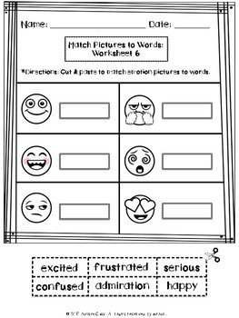 Emoji Feelings: Level Two