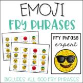 Emoji Fry Phrases