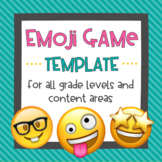 Emoji Game Template for PowerPoint