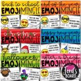 Emoji Get to Know You Activities Bundle