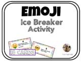 Emoji Get to Know You Activity