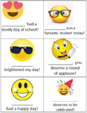 Emoji Good News Notes