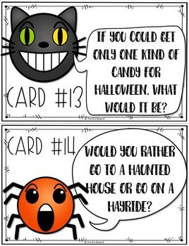 Emoji Halloween Activity