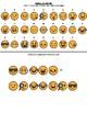 Emoji Hidden Message - Thanksgiving
