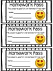 Emoji Homework Passes